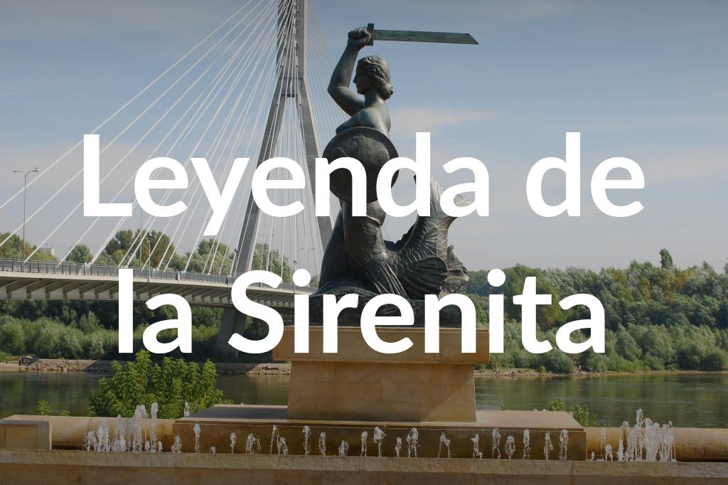 Pomnik Syrenki, fot. Tomasz Nowak