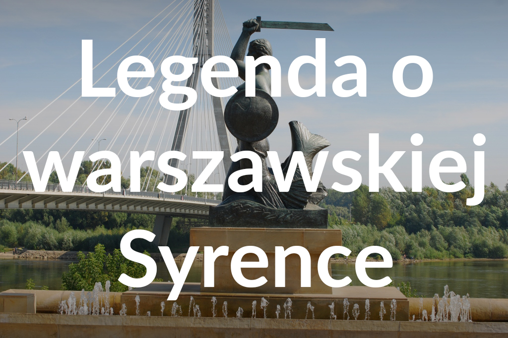 Pomnik Syrenki, fot.Tomasz Nowak