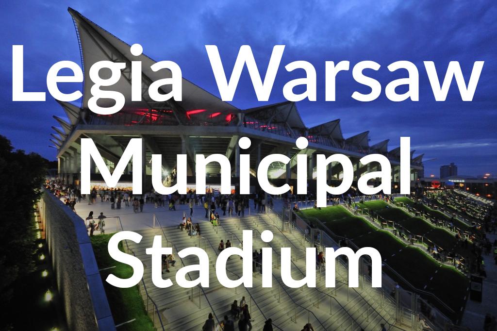 Stadion Miejski Legii Warszawa im. Marszałka J. Piłsudskiego, fot. W. i Z. Panów, pzstudio.pl