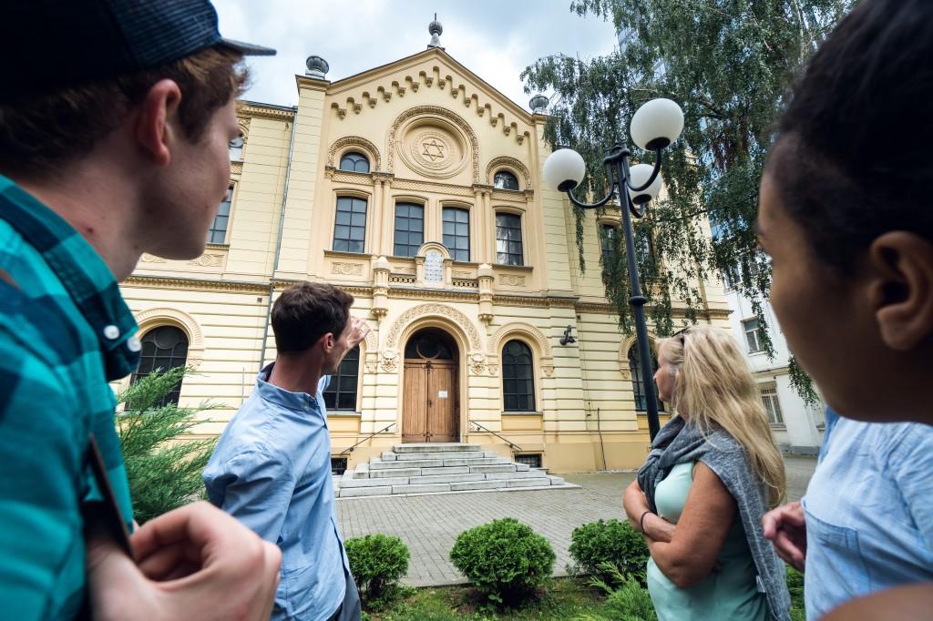 Synagoga Nożyków, fot. Station Warsaw