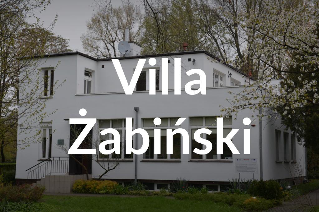 Willa Żabińskich, fot. Artur Klimek