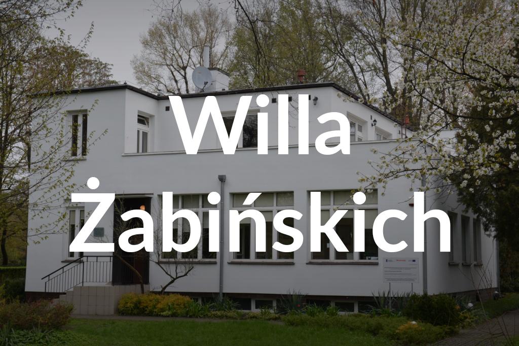 Willa Żabińskich, fot.Artur Klimek