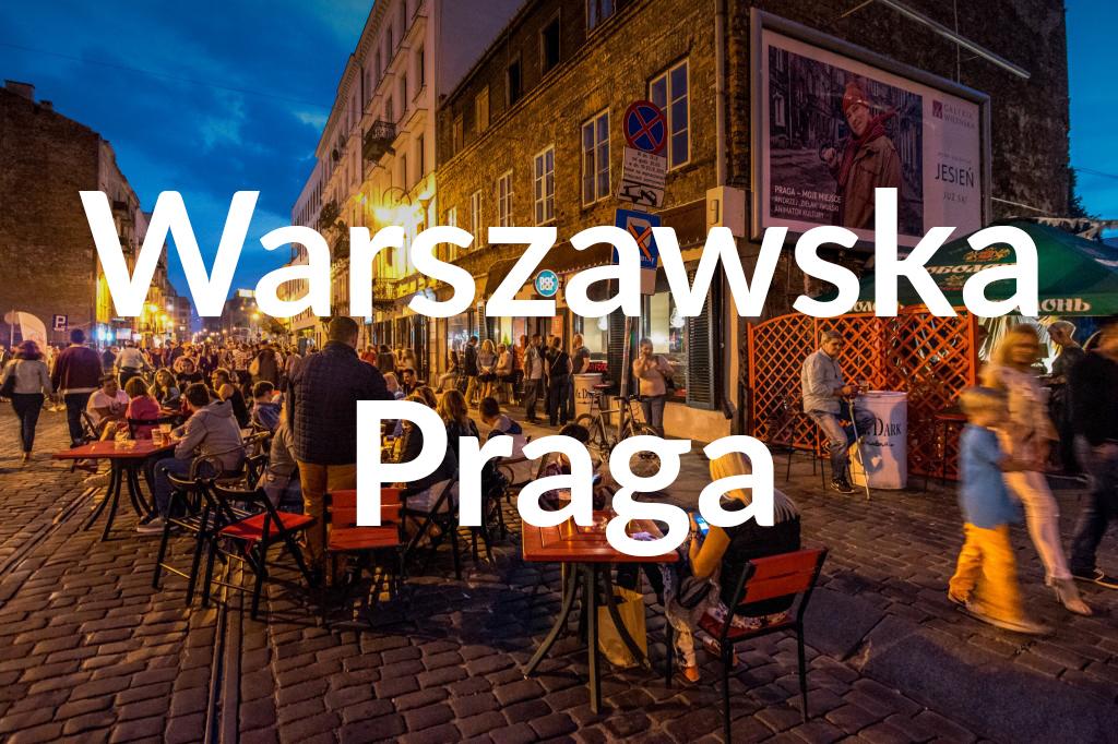 Ulica Ząbkowska, fot.Warszawska Organizacja Turystyczna