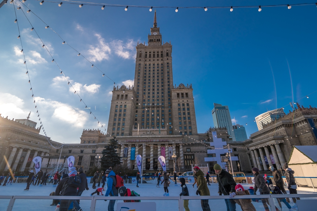 Zimowy Narodowy, fot. m.st. Warszawa