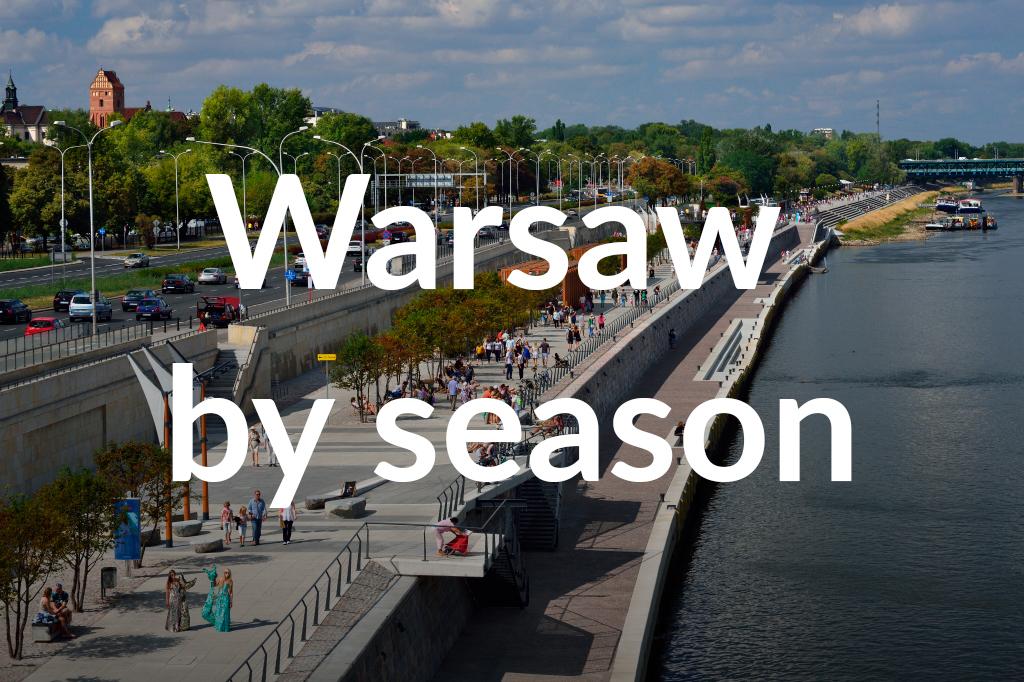 Bulwary wiślane, fot. Waldemar Panów, pzstudio.pl