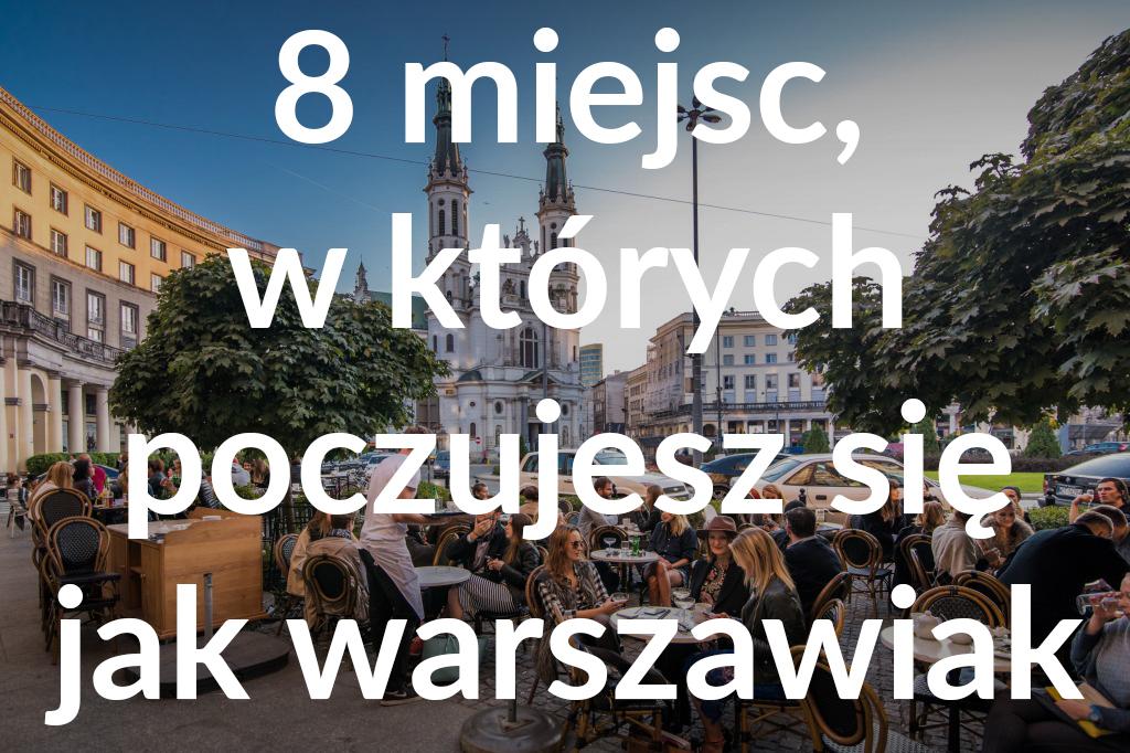 Plac Zbawiciela, fot.Warszawska Organizacja Turystyczna