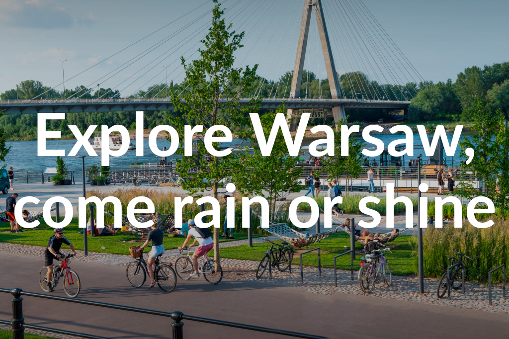 Bulwary wiślane, fot. m.st. Warszawa