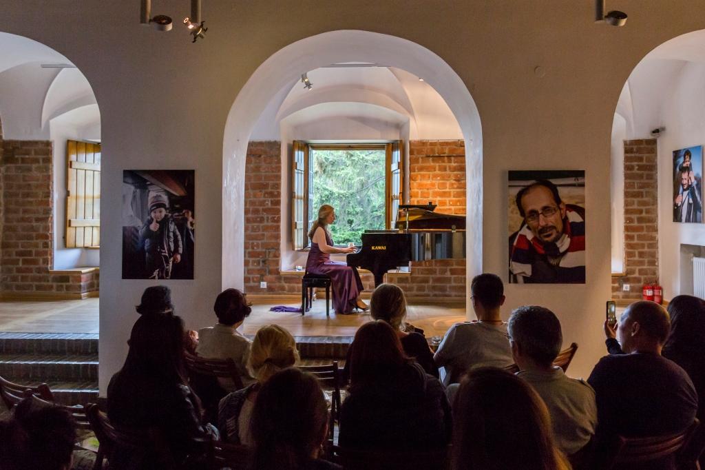 "Koncert ""Time for Chopin"", fot. Filip Kwiatkowski"