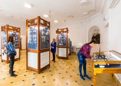 Muzeum Marii Skłodowskiej-Curie, fot. Filip Kwiatkowski
