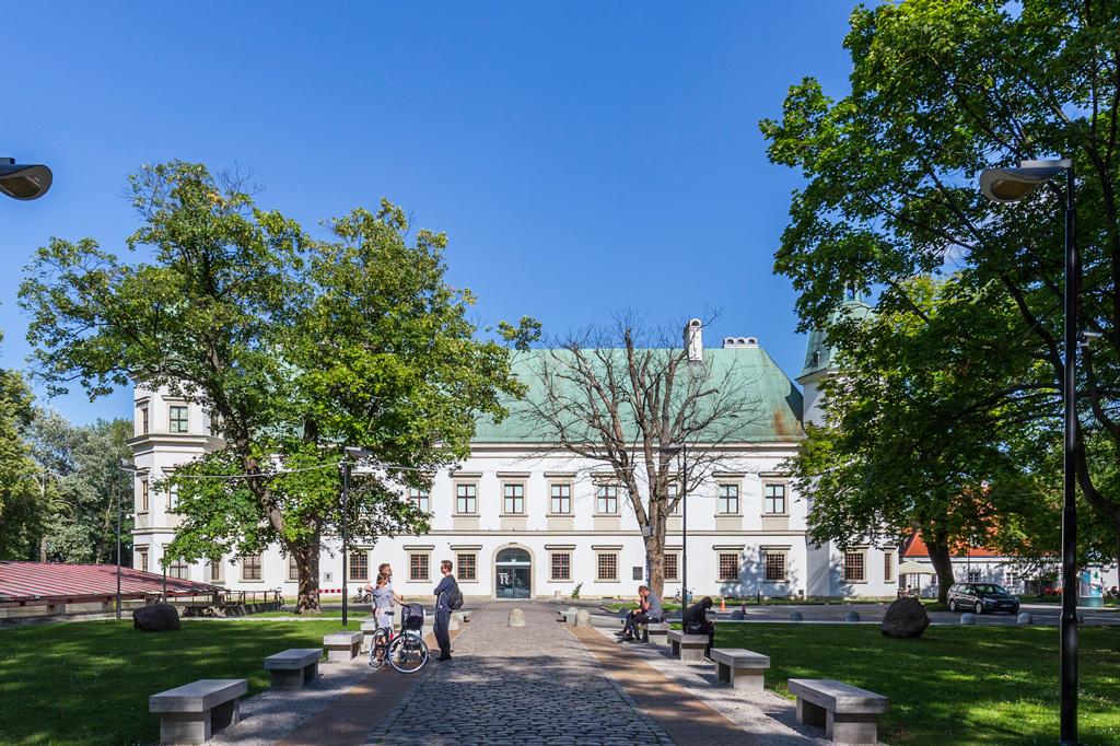 Centrum Sztuki Współczesnej Zamek Ujazdowski, fot. Filip Kwiatkowski