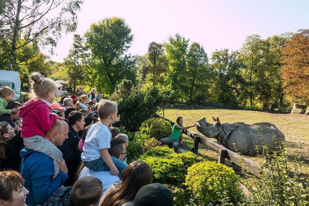 Miejski Ogród Zoologiczny wWarszawie, fot.m.st. Warszawa