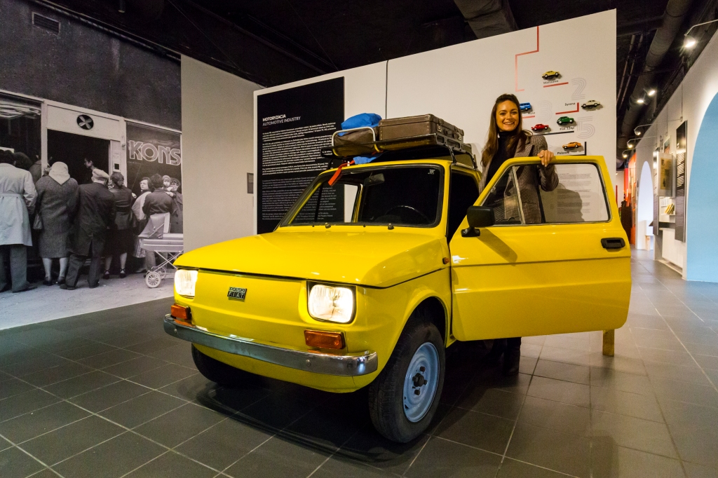 Muzeum Życia w PRL, fot. Filip Kwiatkowski
