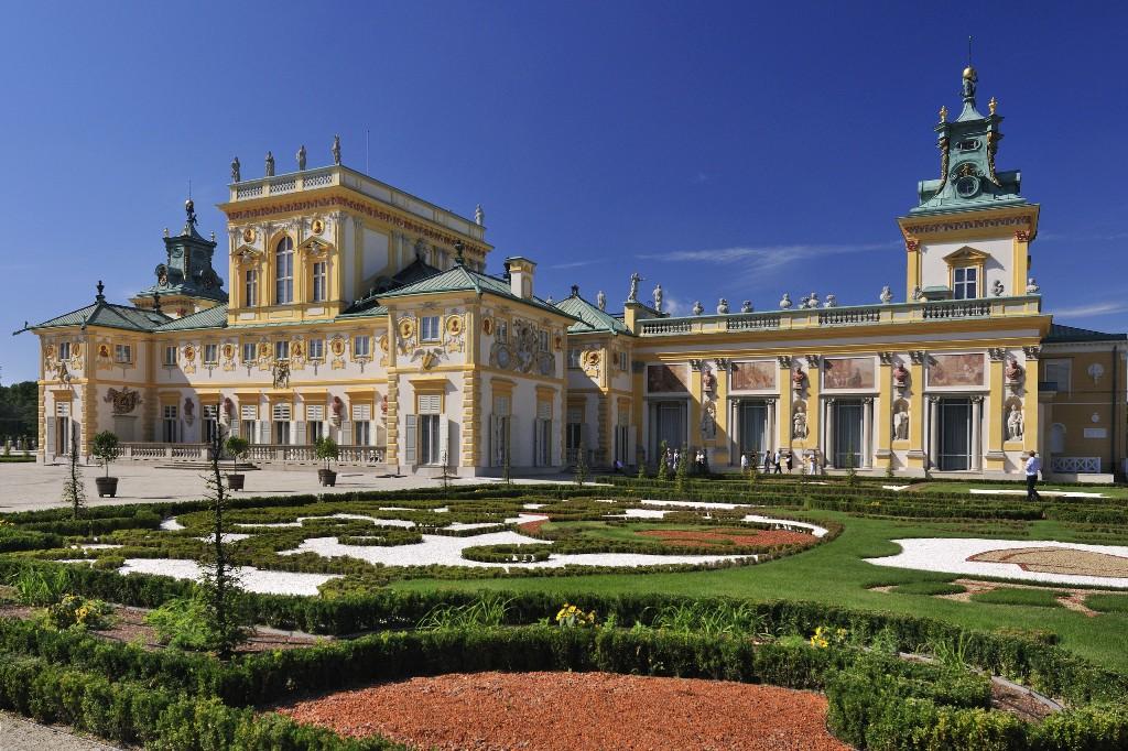 Muzeum Pałacu Króla Jana III w Wilanowie, fot. W. i Z. Panow pzstudio.pl
