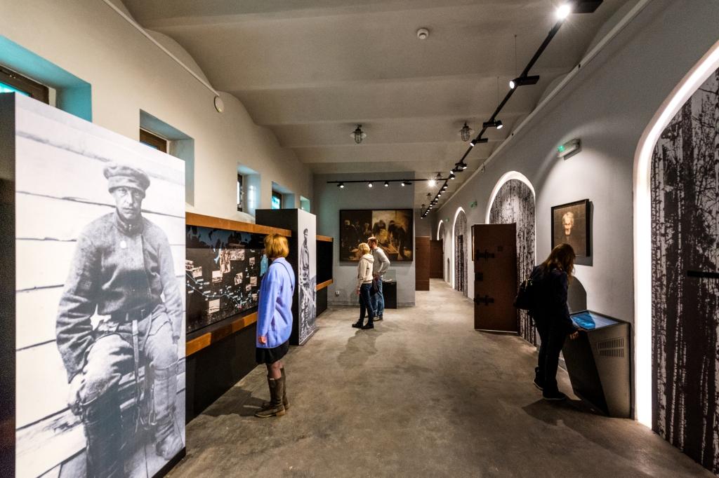 Muzeum X Pawilonu Cytadeli Warszawskiej, fot. m.st. Warszawa