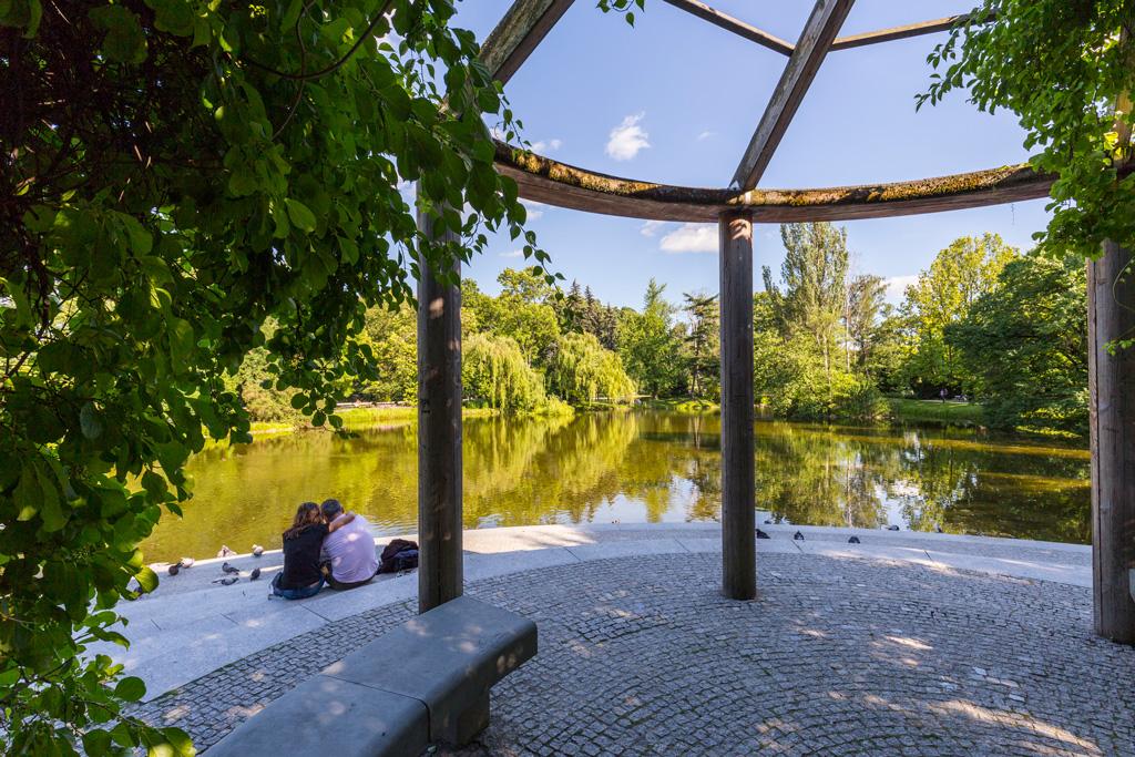 Park Ujazdowski, fot.Filip Kwiatkowski