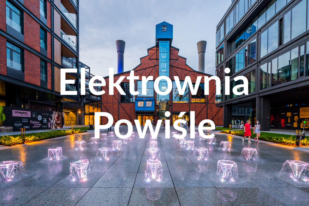 Elektrownia Powiśle, fot. Filip Kwiatkowski