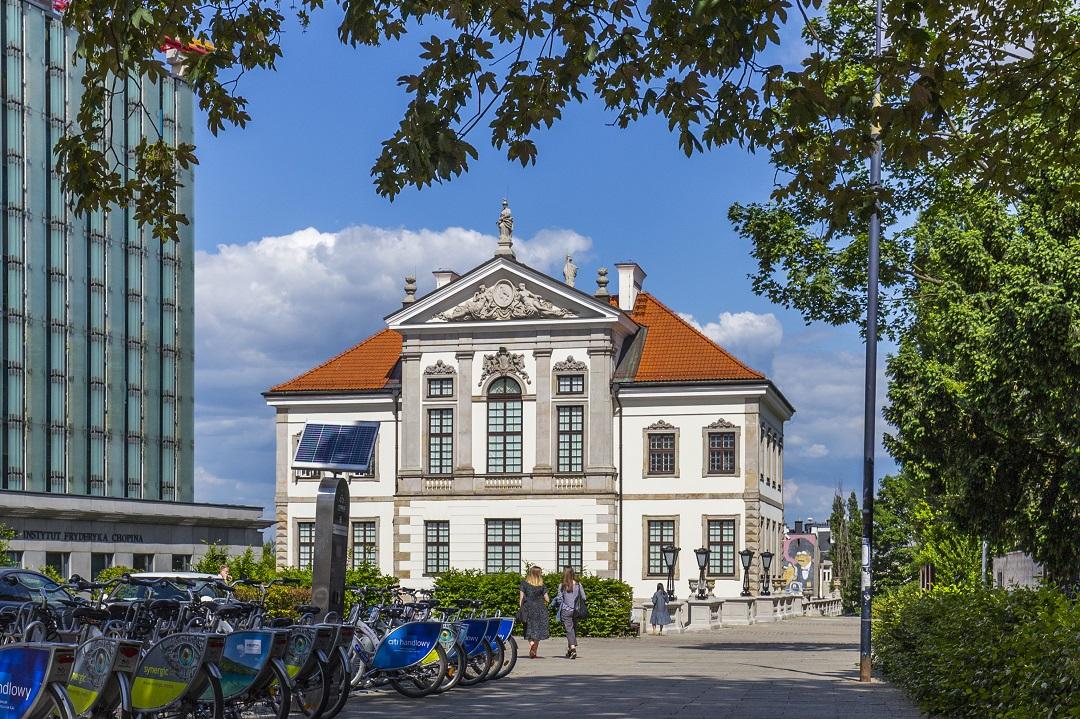 Budynek Muzeum Fryderyka Chopina