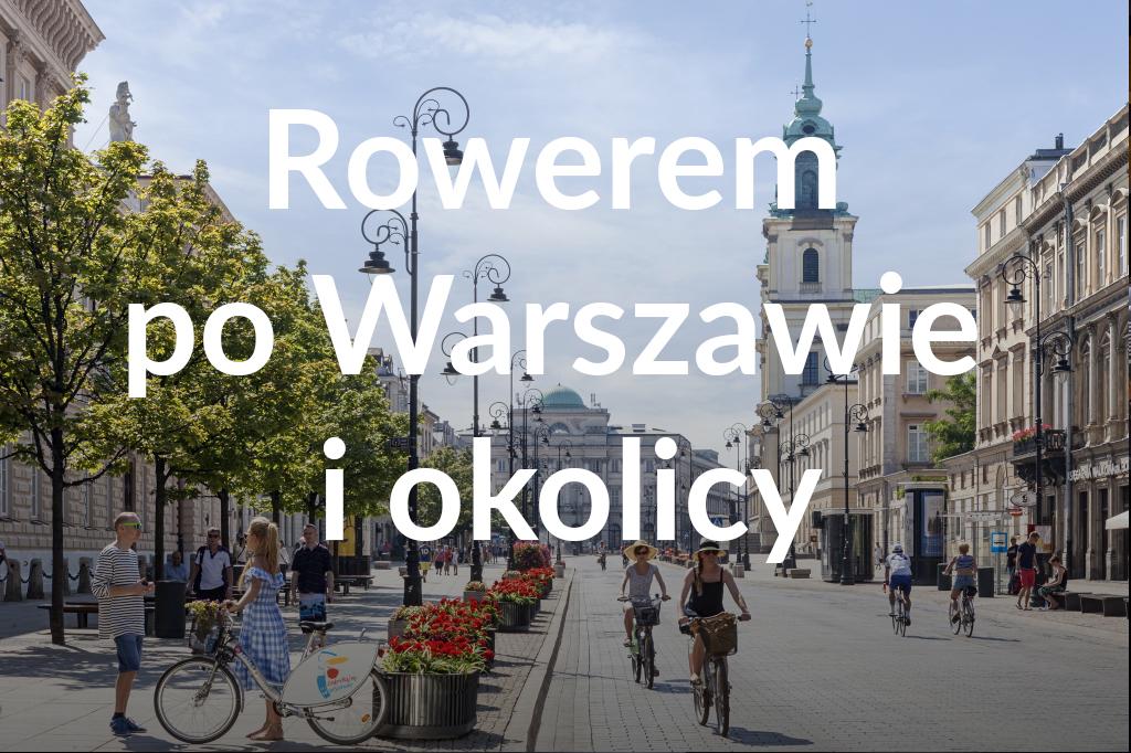 Rowerem PoWawie, fot.M. st. Warszawa