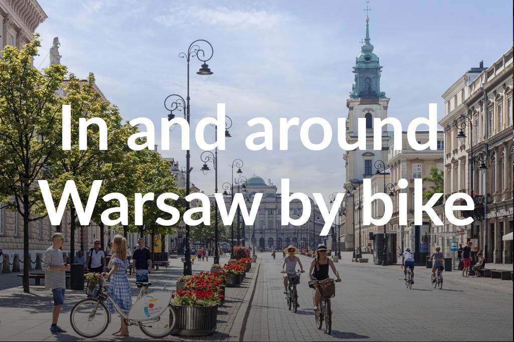 Warsaw By Bike, fot. M. st. Warszawa