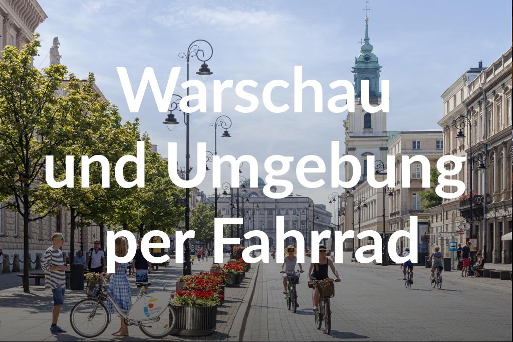 Warschau Per Fahrrad, fot. M. st. Warszawa